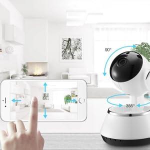 wifi cctv camera for home