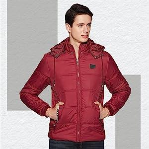 Cazibe Men's Jacket Starts At Rs. 371