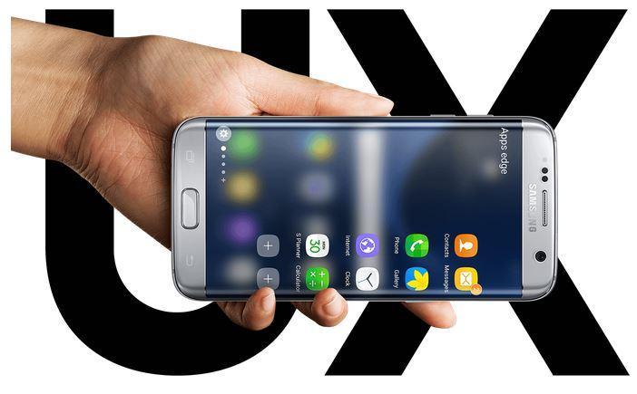 Samsung Galaxy S7 SM-G930F 32 GB, Black Onyx