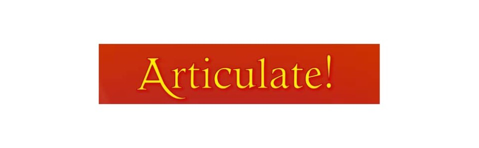 Articulate! Family Board Game Review