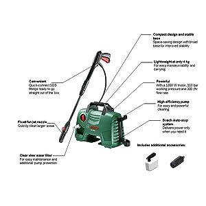 Bosch Aqt 33 11 Pressure Washer