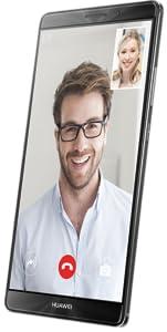caf3a64c 9bee 4361 848c 0cf9da9e07b3. SL300   - Huawei Mate 8 Dual Smartphone, Wi-Fi 802.11, Sensores de Huella Digital, Pantalla LCD, color Gris. Versión Internacional de Oferta en Amazon