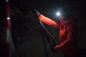 登山,ヘッドライト,