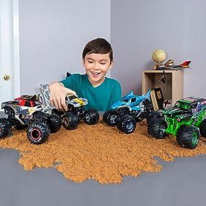 Monster Jam, Veículo, Caminhão, Grave Digger