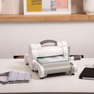 Sizzix Big Shot Starter Kit 661546, máquina de corte y