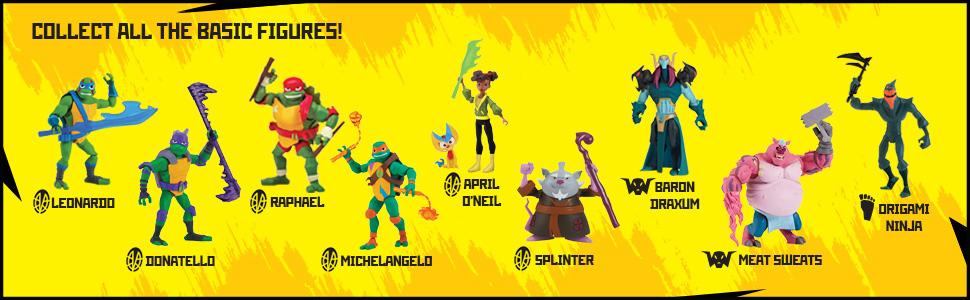 TMNT, Rise of TMNT, Rise of Teenage Mutant Ninja Turtles, Raphael, Raph