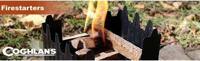 Coghlan's fire starters
