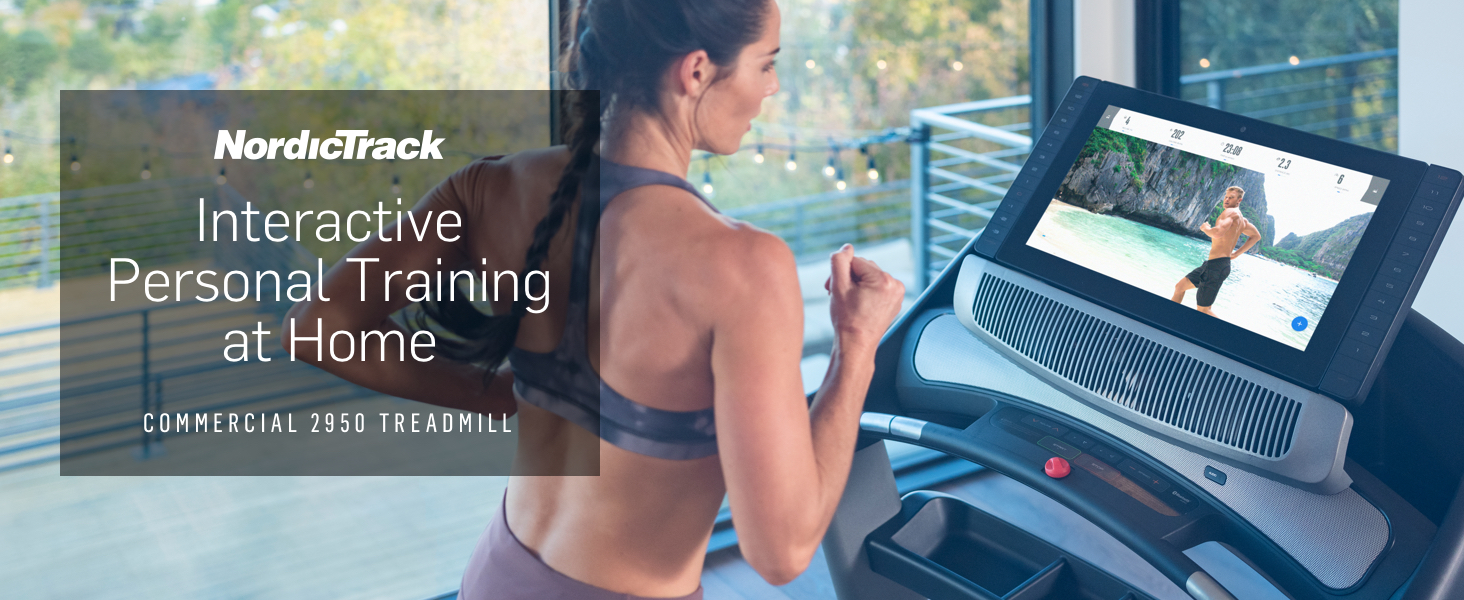 Interactive Personal Training at Home