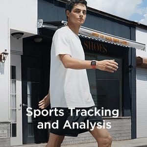 Sports tracking Analysis