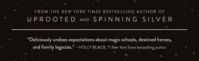deadly education;school of magic;witchcraft;witches;epic fantasy;YA fantasy;coming of age;scifi