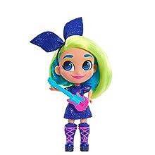 cabeleirables, youtube show, harmonia, cantor, collectible doll, cabelos verdes, roqueiro