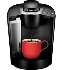 k-classic coffee maker, coffeemaker, coffee machine, classic coffee, k-cup pod, single serve, coffe