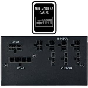 Full-Modular Cabling