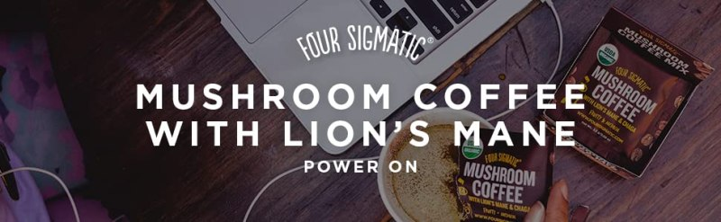 lions mane coffee header