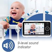 Indicadores de som