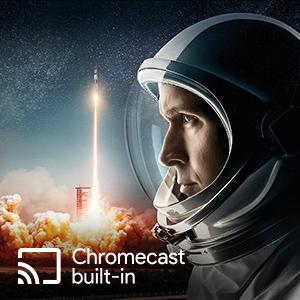 chromecast, 4k, oyuncular