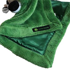 John Deere, Cuddle Blanket, Cuddle Toy