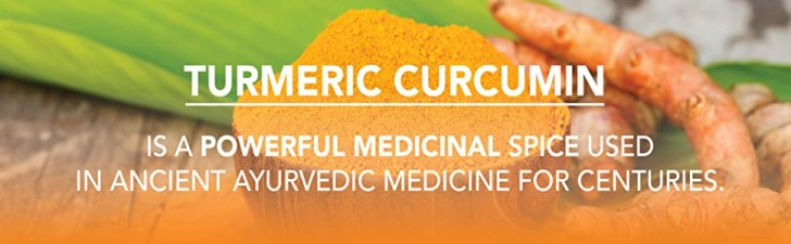 Turmeric Curcumin with virgin coconut oil