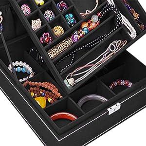 Elegant Jewelry Box for Women
