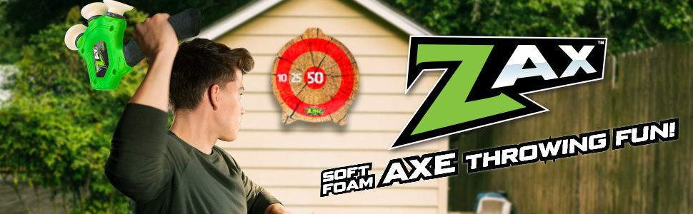 Zax Foam throwing axe