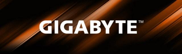 Gigabyte Header Logo Banner