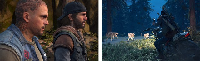 ps4, days gone