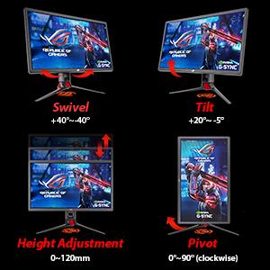 monitor;gaming monitor;computer monitor;144hz monitor;4k monitor;27 inch monitor;pc monitor