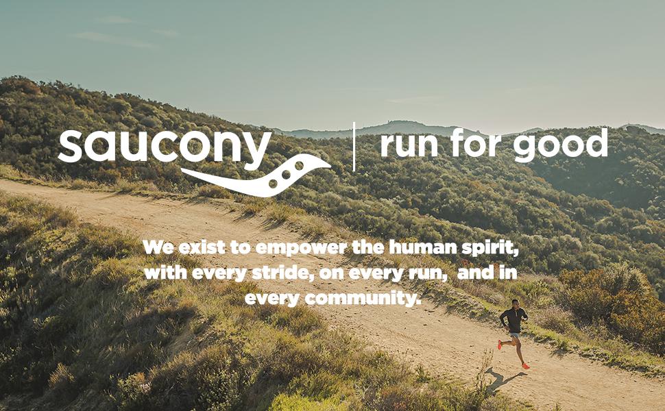 Saucony Run For Good