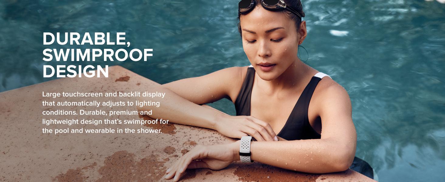 durable swimproof design
