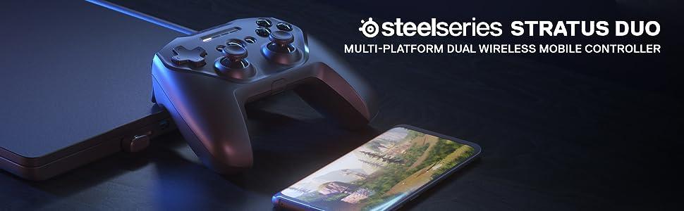 SteelSeries Stratus Duo
