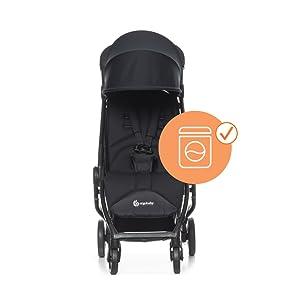comfy stroller, comfortable stroller, nap stroller, Babyzen yoyo, pockit stroller, mini stroller