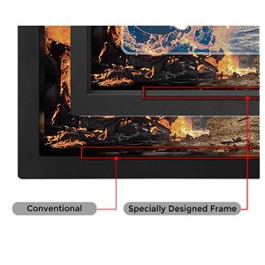 special frame bezel bezeless display mode zeroflicker input lag blue reduction zowie monitor gaming