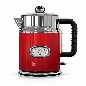 hot water tea