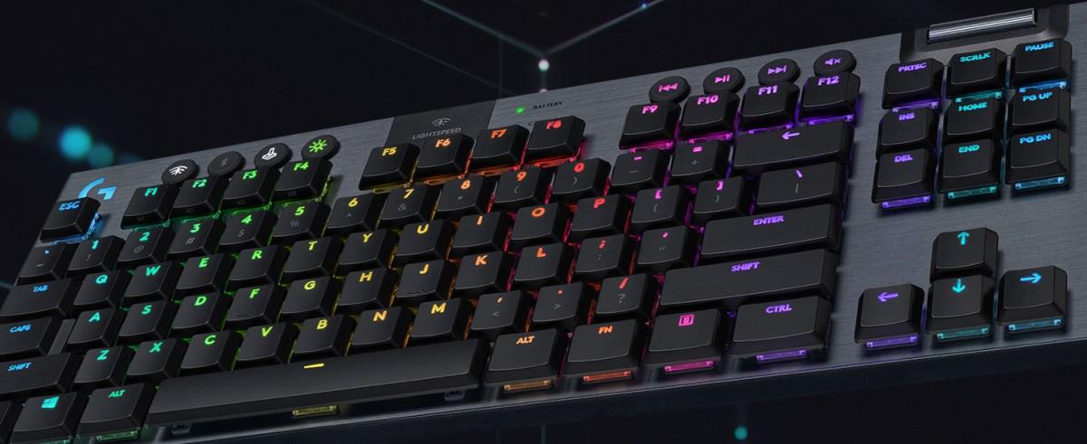G915 TKL Gaming Keyboard