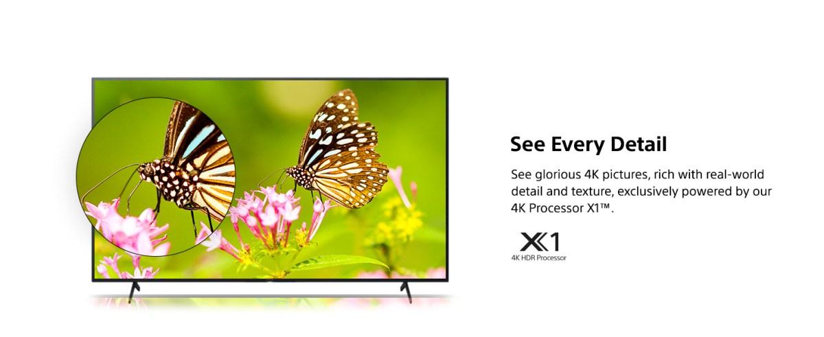 X1 4K HDR Processor