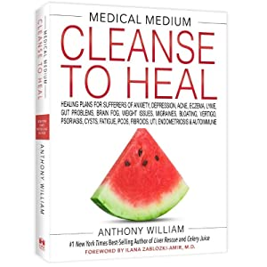 cleanse to heal anthony william medical medium celery juice thyroid liver healing food protection