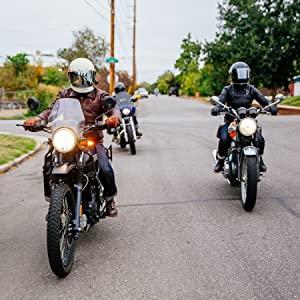 motorkerékpár bluetooth