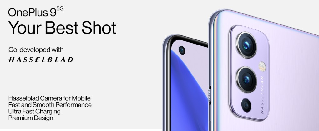 OnePlus9 5G - Build