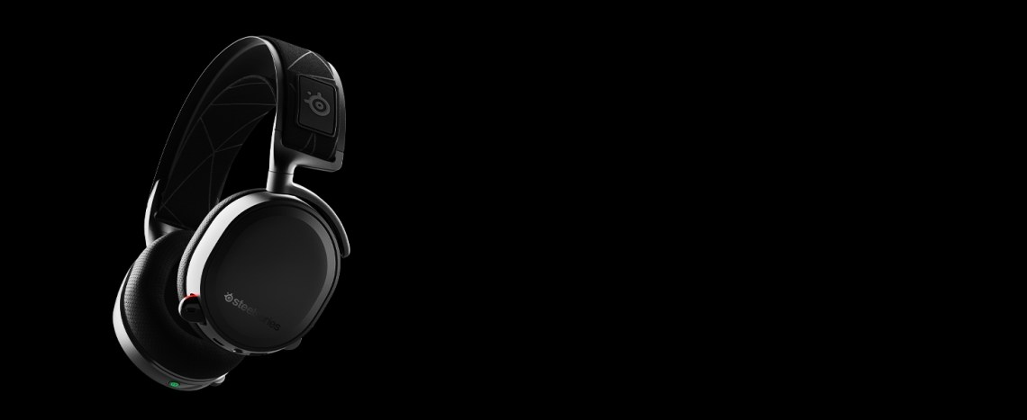 -Arctis7 wireless headset