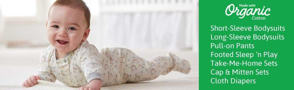 Gerber organic baby