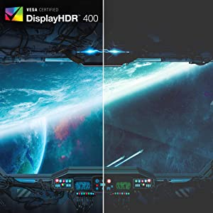 """Acer EI491CR 49"""" Curved 1800R FreeSync2 DisplayHDR 400 1000 DCI-P3"""