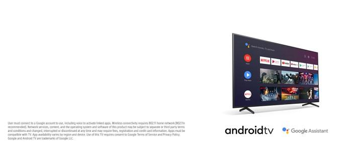 A genius TV, a smarter home