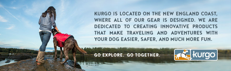 kurgo dog backpack, backpack for dogs to wear, summer hiking dog, integrated harness