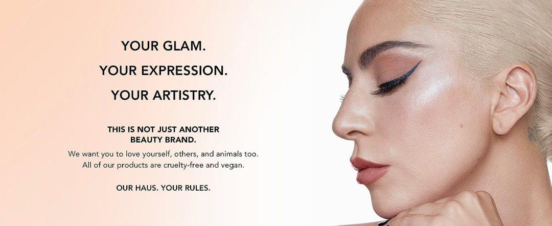 haus laboratories, cruelty free, vegan makeup, lady gaga, lipstick, eyeliner, liquid eyeliner, kohl