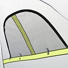 window, tent, storm flaps, privacy
