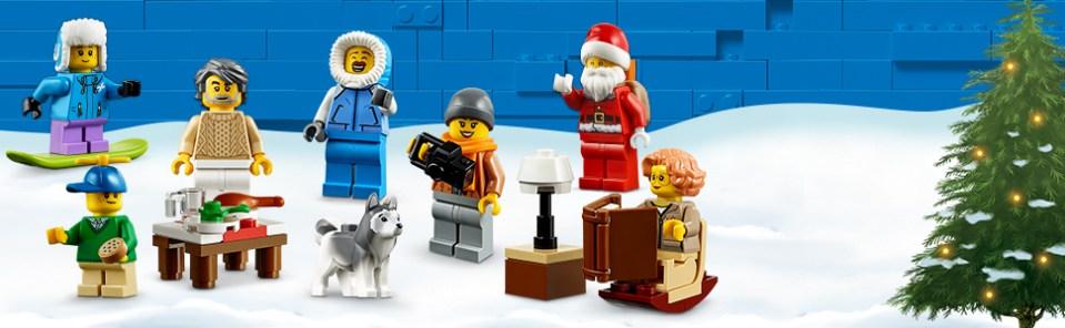LEGO 60235 City Advent Calendar 2019 Review