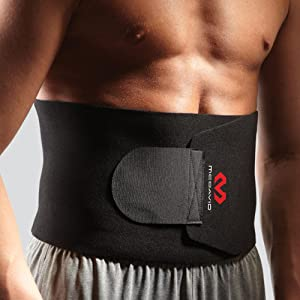 Mcdavid Waist Trimmer Belt, Waist Trainer, Promotes SWEAT & WEIGHT LOSS in Mid-Section, Sold as Single unit 16