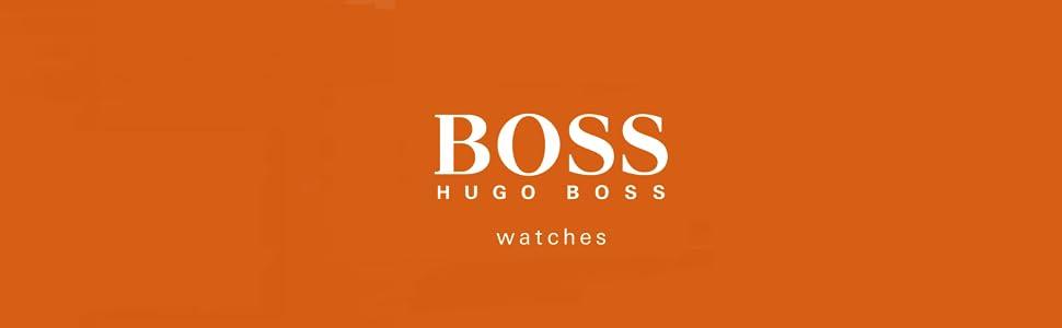 Hugo Boss orange relojes