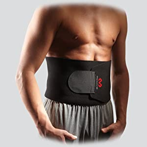 Mcdavid Waist Trimmer Belt, Waist Trainer, Promotes SWEAT & WEIGHT LOSS in Mid-Section, Sold as Single unit 12