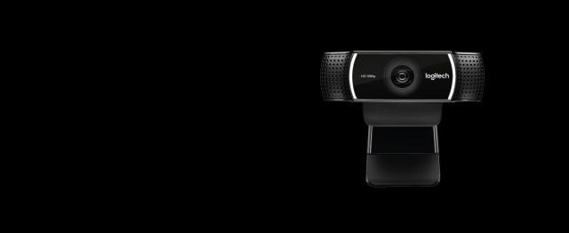 C922 Pro Stream Webcam